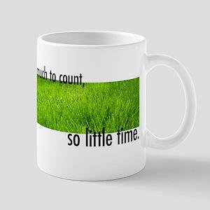 Grass-counting Mug
