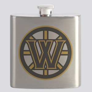 Wormtown_Bruins_Logo Flask