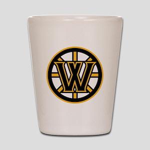 Wormtown_Bruins_Logo Shot Glass