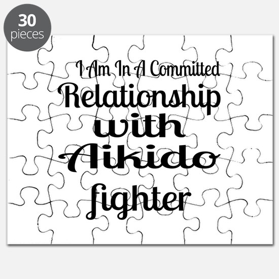 Relationship With Aikido Fighter Puzzle