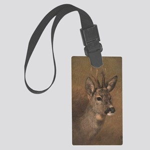 stag Large Luggage Tag