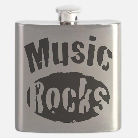 Music Rocks Flask