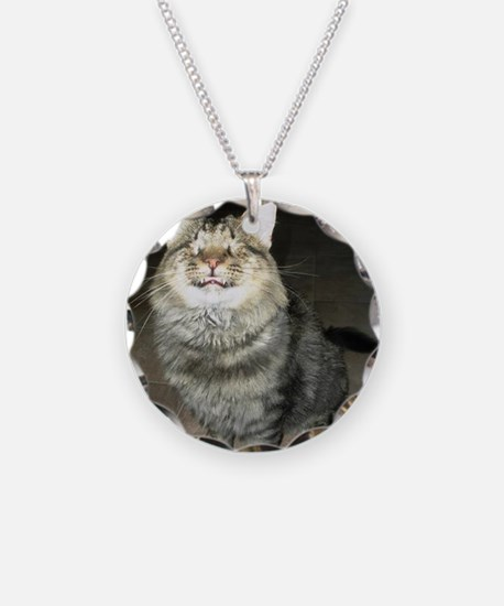 Snicker - Love Is Blind Necklace