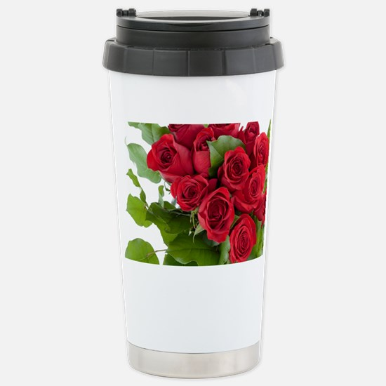 ROSES Stainless Steel Travel Mug