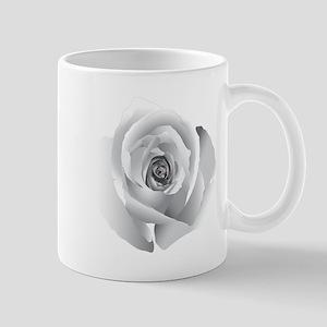 White Rose Mugs