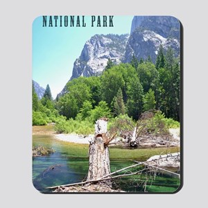 Kings Canyon National Park Tall Mousepad