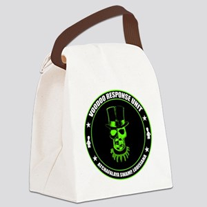 voodoo response unit Canvas Lunch Bag