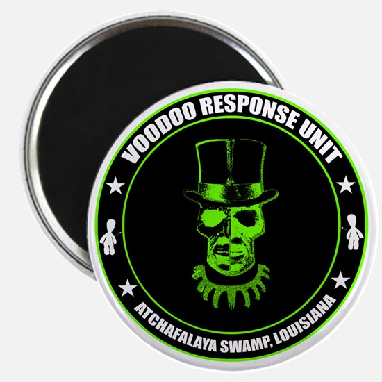 voodoo response unit Magnet