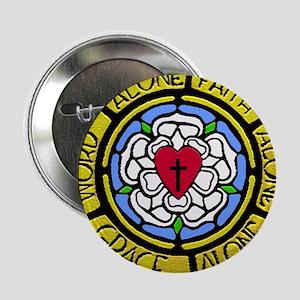 """Grace Faith Word Car Magnet 2.25"""" Button"""