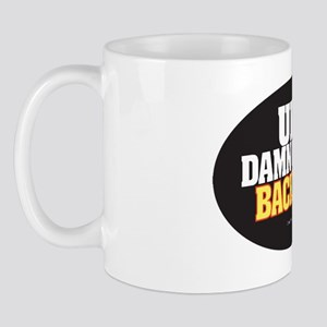Anti-Tailgate Sticker Mug