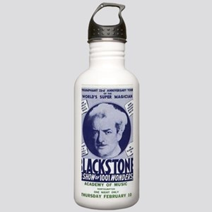 Blackstone Poster Stainless Water Bottle 1.0L
