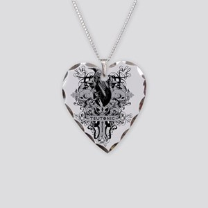 Fall of the Order Necklace Heart Charm