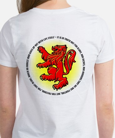 The Declaration of Arbroath Women's T-Shirt