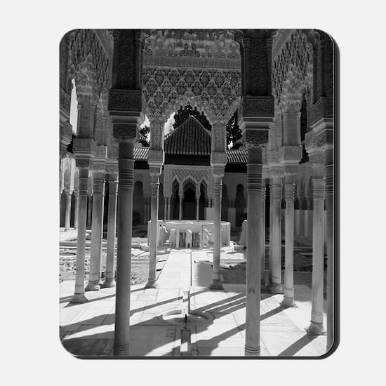 The Alhambra Mousepad