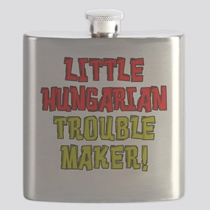 Little Hungarian Trouble Maker Flask