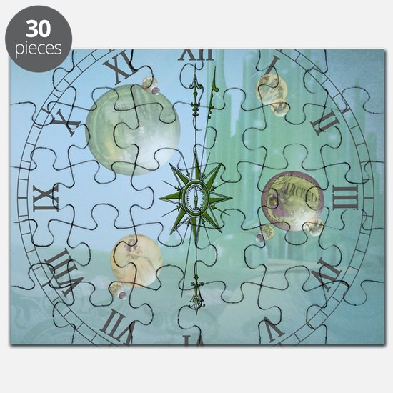 Eternal Oz Clock Small Puzzle