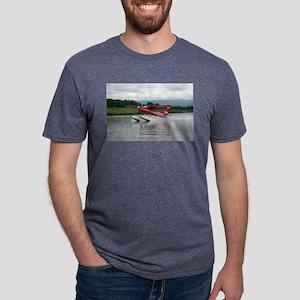 Float plane taking off, Alaska T-Shirt