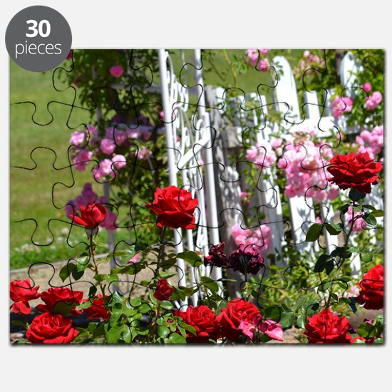 Rose Garden Puzzle