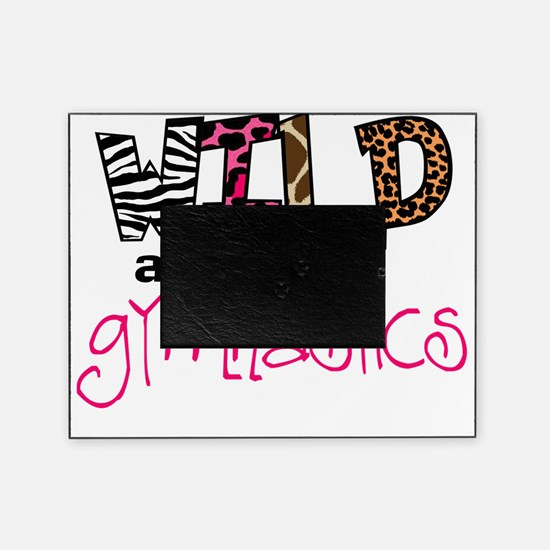 Wild about Gymnastics Picture Frame