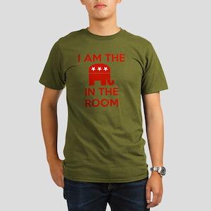 d29dddfa8 Republican Elephant Men s Organic Classic T-Shirts - CafePress
