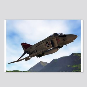 F-4 Postcards (Package of 8)