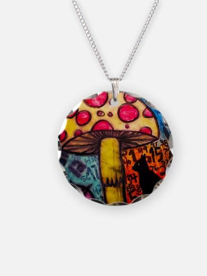 Mushroom Dream Necklace