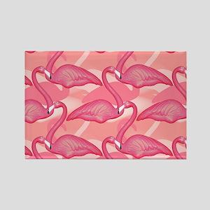 pinkflamingo_4032 Rectangle Magnet