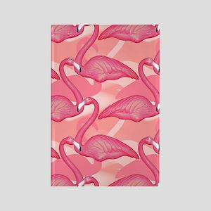 pinkflamingo_slider Rectangle Magnet