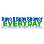 Use water responsibly.