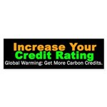 Influence The Increase Of Carbon Credits.