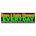Use water responsibly