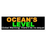 Our Ocean levels are rising!