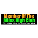 What are you doing to increase your MPG