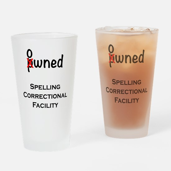 owned black Drinking Glass