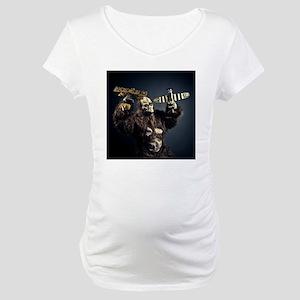 crazy monster Maternity T-Shirt