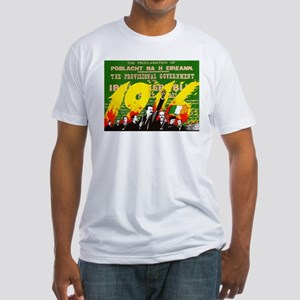Easter 1916 Fitted T-Shirt