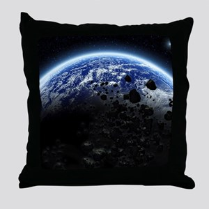 te_picture_frame Throw Pillow