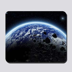 te_Rectangular Canvas Pillow Mousepad