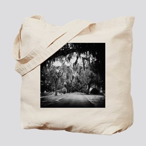 cemetery in savannah Tote Bag