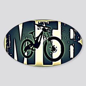 MTB Sticker (Oval)