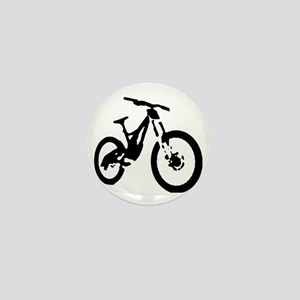 Mountain Bike Mini Button