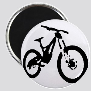 Mountain Bike Magnet