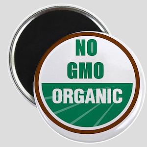 No Gmo Organic Magnet