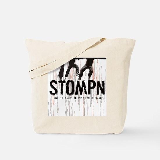 Psydewalk Stomp Live to Dance Tote Bag