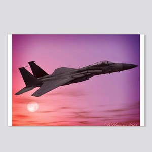 F-15 Eagle Postcards (Package of 8)