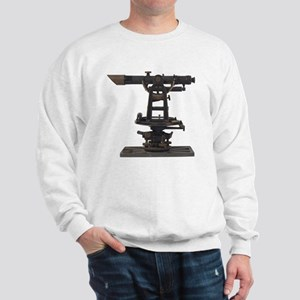 old-fashioned theodolite Sweatshirt