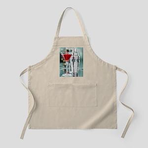 Red Martini Apron