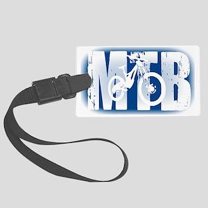 MTB Large Luggage Tag