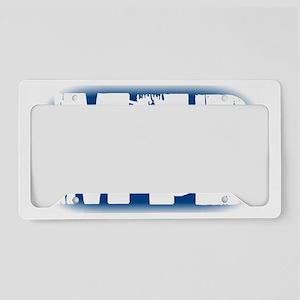 MTB License Plate Holder