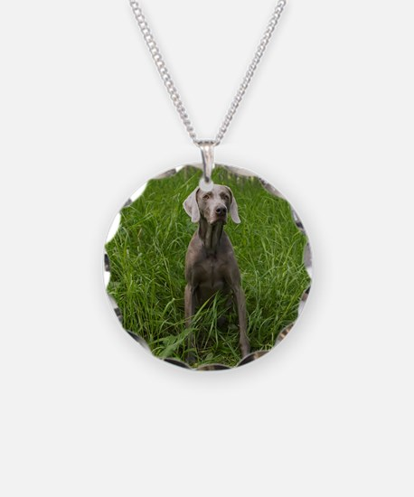 Portrait of Dog Necklace